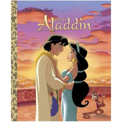 Load image into Gallery viewer, LGB: Aladdin book