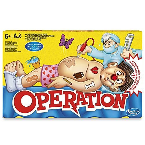 Load image into Gallery viewer, Classic Operation Game game