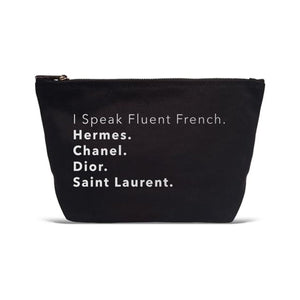 Pouch - Fluent French bag