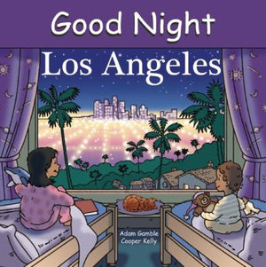Load image into Gallery viewer, Good Night Los Angeles book