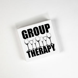 Group Therapy Napkins napkins