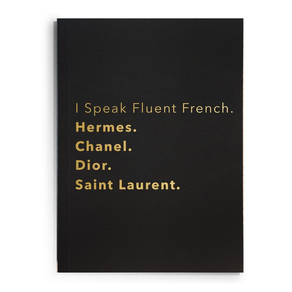 Journal - Fluent French journal