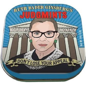 Load image into Gallery viewer, RBG Judgmints mints