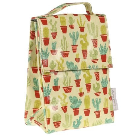 Lunch Sack Cactus lunch box