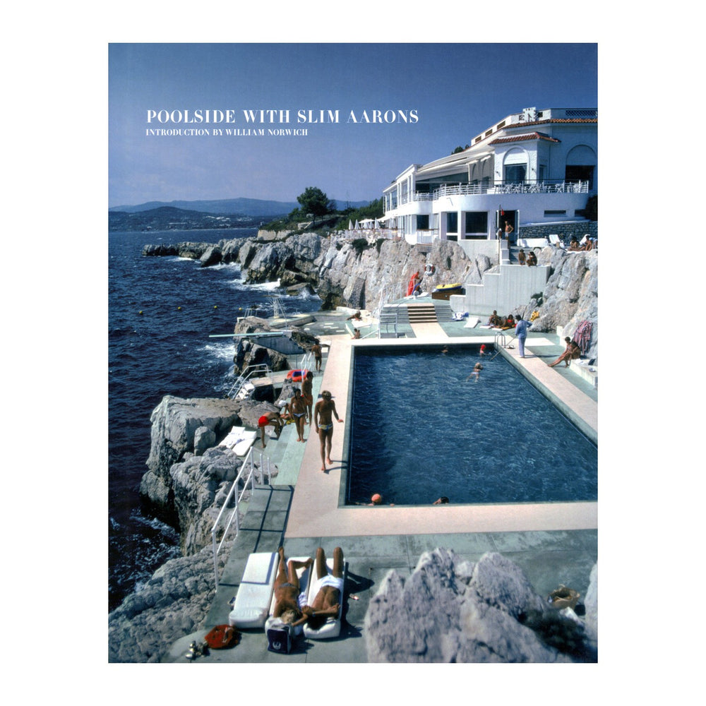 Poolside With Slim Aarons book