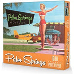 Palm Springs Holiday Jigsaw Puzzle - Just Fabulous Palm Springs