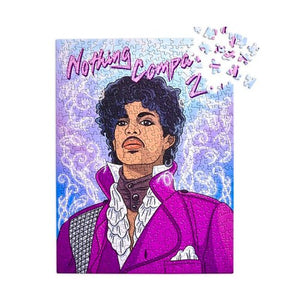 Load image into Gallery viewer, Jigsaw Puzzle: Nothing Compares 2 U Prince Puzzle
