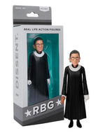 Ruth Bader Ginsburg Action Figure toy