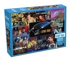 Load image into Gallery viewer, Star Trek Jigsaw Puzzle - 1000 Pieces