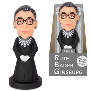 Load image into Gallery viewer, Nodder Ruth Bader Ginsburg