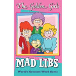 The Golden Girls Mad Libs - Just Fabulous Palm Springs