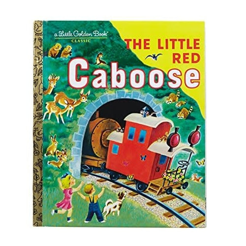The Little Red Caboose book