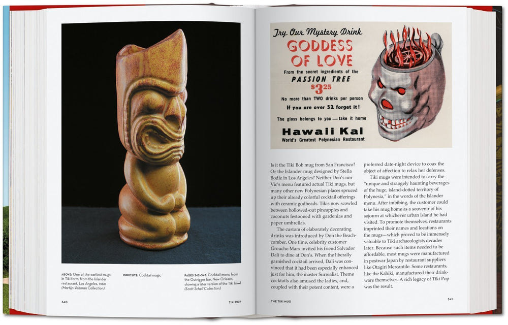 Load image into Gallery viewer, BU Hardcover: Tiki Pop