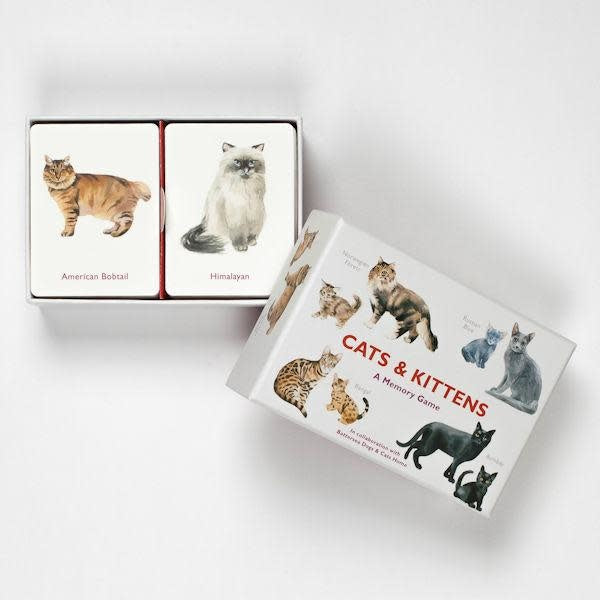 Cats & Kittens Memory Game game