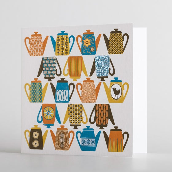 Teapots by Alice Melvin