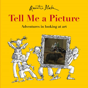 Tell Me a Picture (Paperback) by Quentin Blake