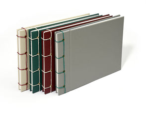 Japanese Stab Stitch A6 Notebook
