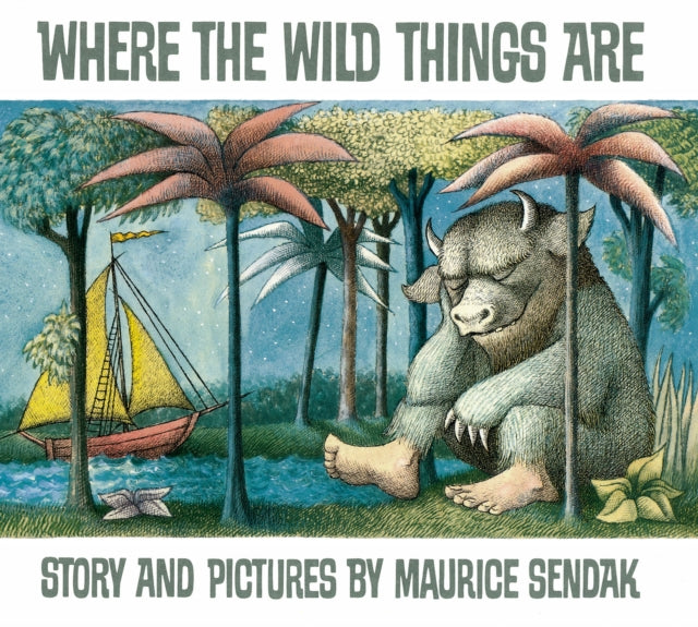 Where the Wild Things Are (Hardback) by Maurice Sendak