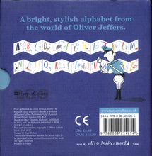 Load image into Gallery viewer, An Alphabet (Hardback, Concertina) by Oliver Jeffers
