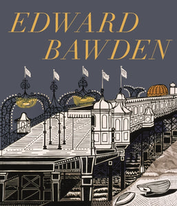 Edward Bawden (Paperback) by James Russell