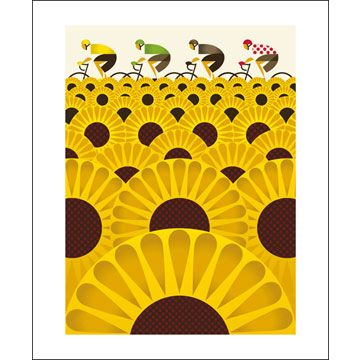 Les Tournesols by Eleanor Grosch