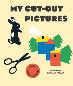 My Cut-Out Pictures (Paperback) by Nathalie Parain