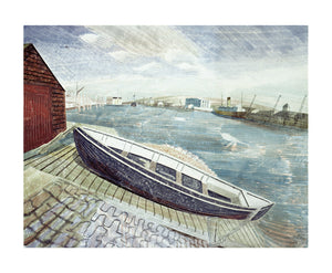 September Noon by Edward Bawden (1903-1989)
