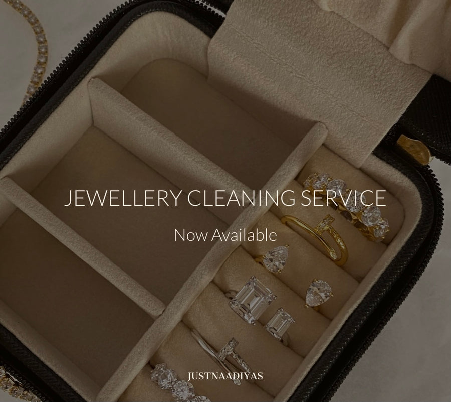 Jewellery Cleaning Service