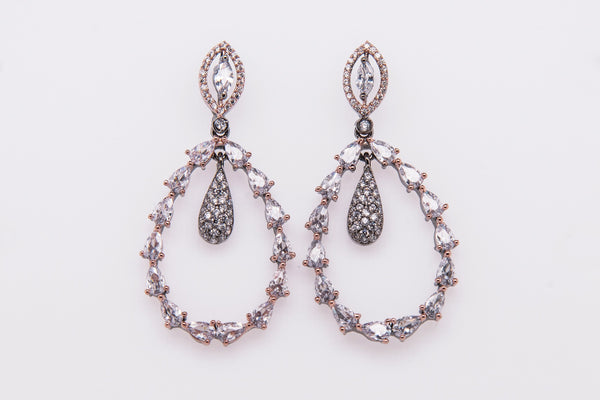 Abella Earrings www.JustNaadiyas.com