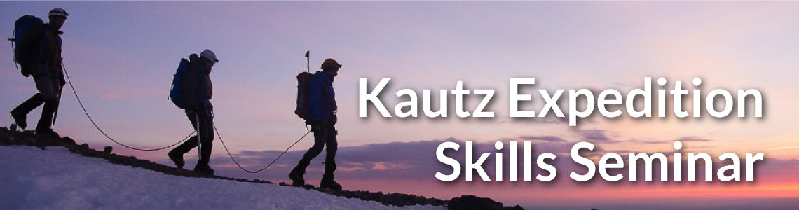 6 Day Kautz Expedition Skills Seminar Meal Package