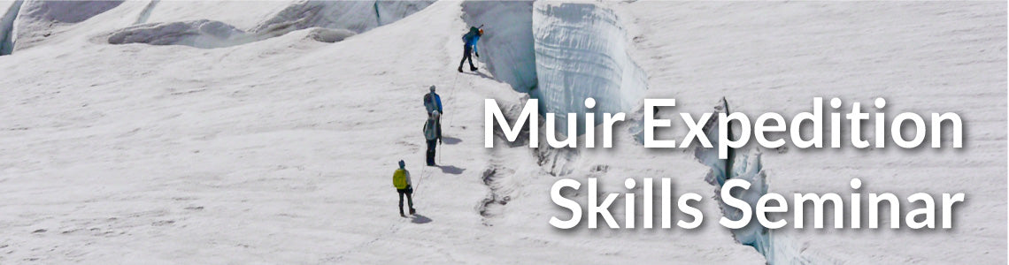 6 Day Muir Expedition Skills Seminar Meal Package
