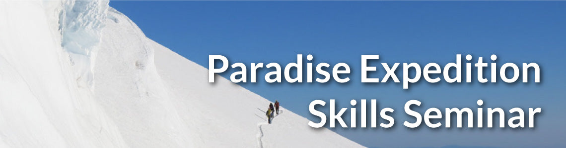 6 Day Expedition Skills Seminar Paradise Meal Package