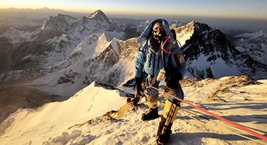 Peter Whittaker, Whittaker Mountaineering Guide Team