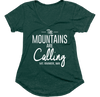 Women's The Mountains are Calling T-Shirt