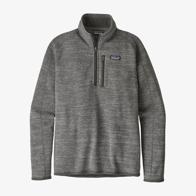 Men's Better Sweater® 1/4-Zip Fleece