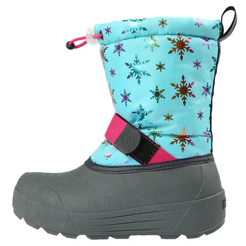 Girls Frosty Insulated Winter Snow Boot