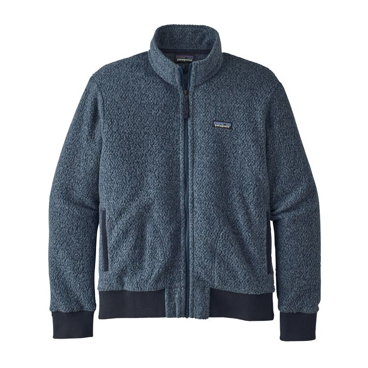 Men's Woolyester Fleece Jacket