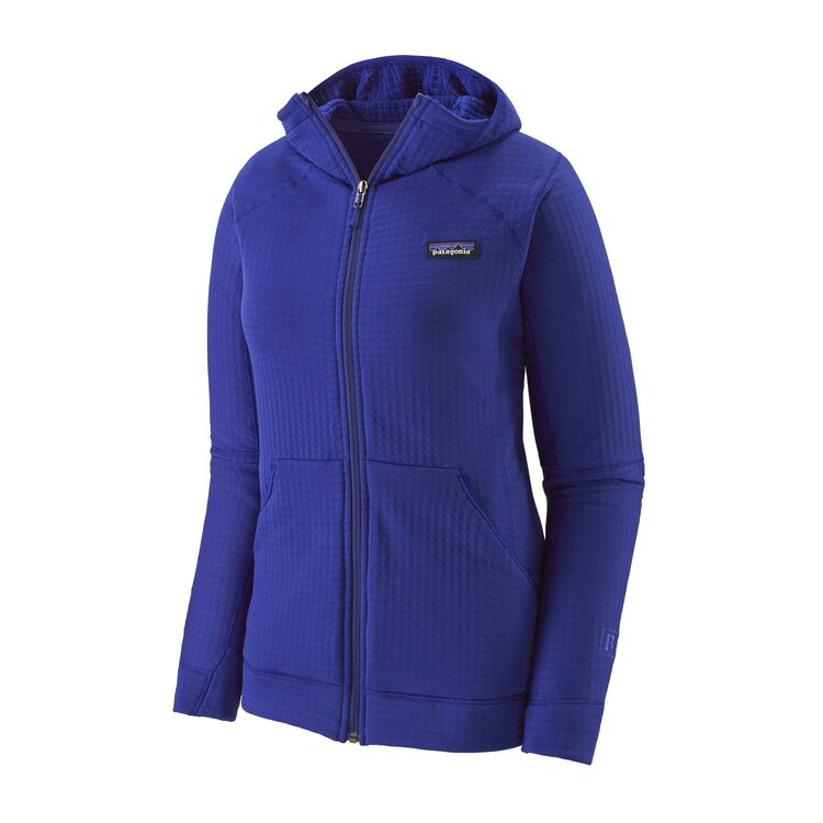 Women's R1® Full-Zip Hoody
