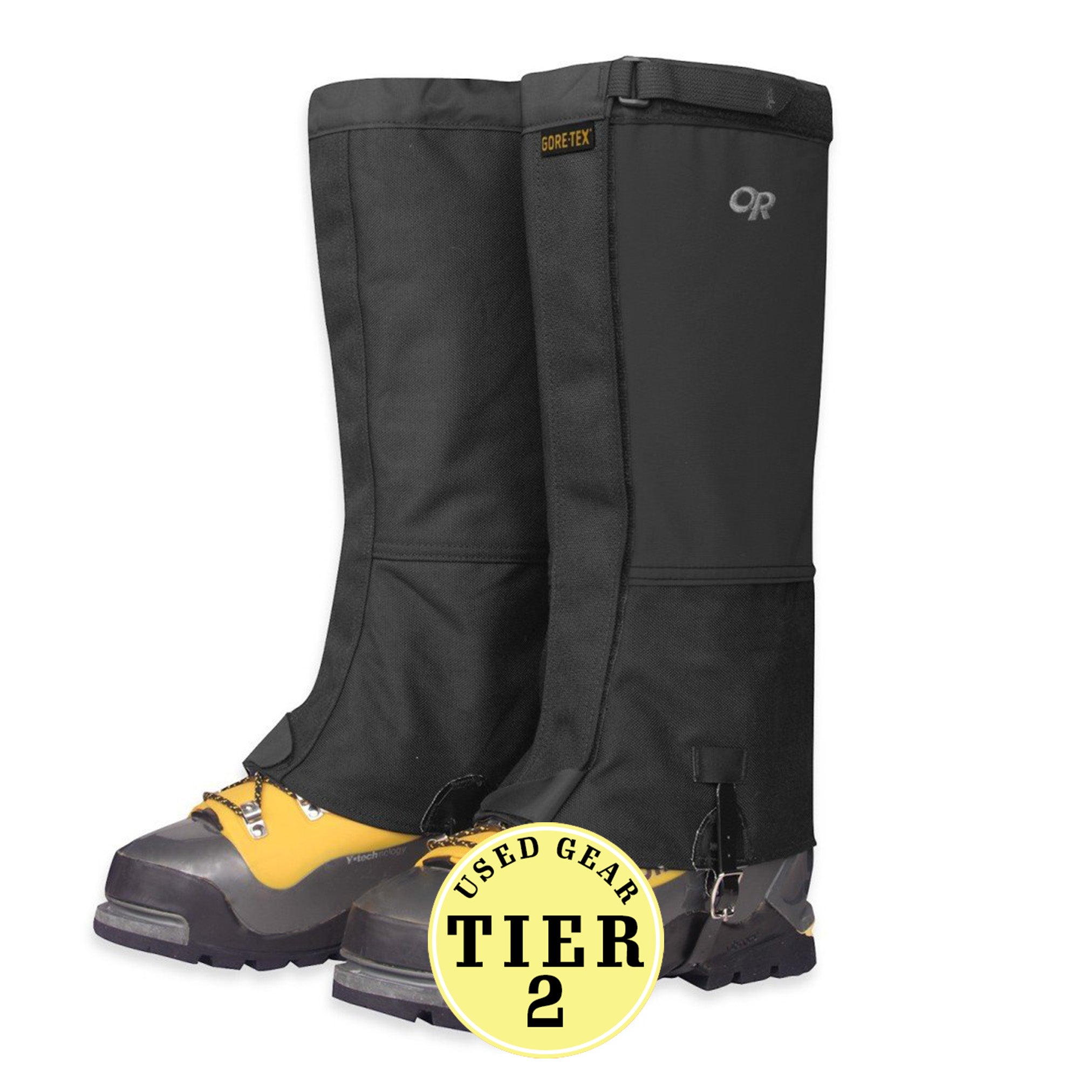 Expedition Crocodile Gaiters™ USED Tier 2