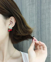 Load image into Gallery viewer, Cherry Earrings-Specialty Gifts