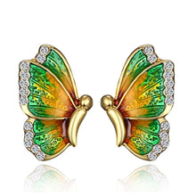 Load image into Gallery viewer, Butterfly Stud Earrings-Specialty Gifts