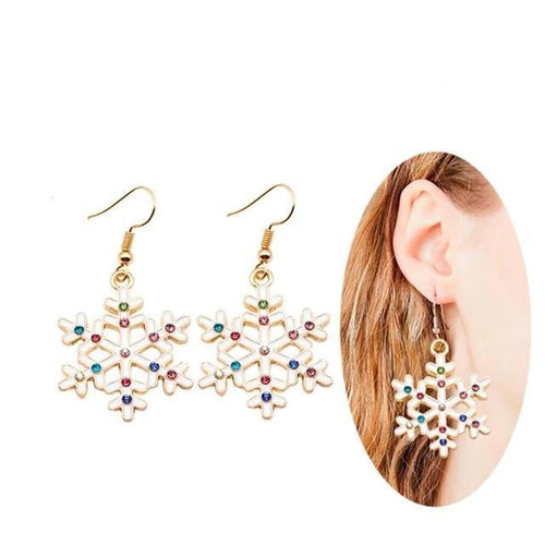 Christmas Earring-Specialty Gifts