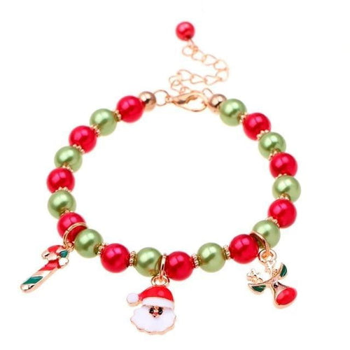 Christmas Bracelet-Specialty Gifts