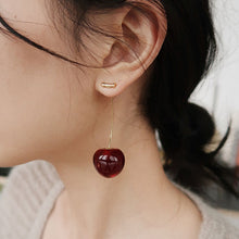Load image into Gallery viewer, Stunning Cherry Earrings