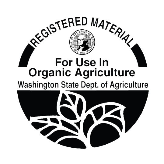 Organic certification for Washington state