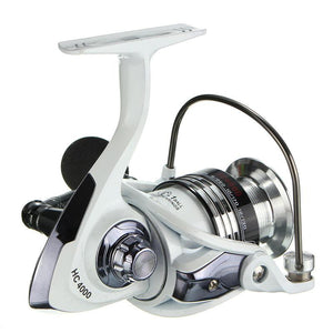 ZANLURE 14BB Ball Bearing Fishing Reel Right Left Hand Saltwater Freshwater Spinning Reel - BlueForce Sports