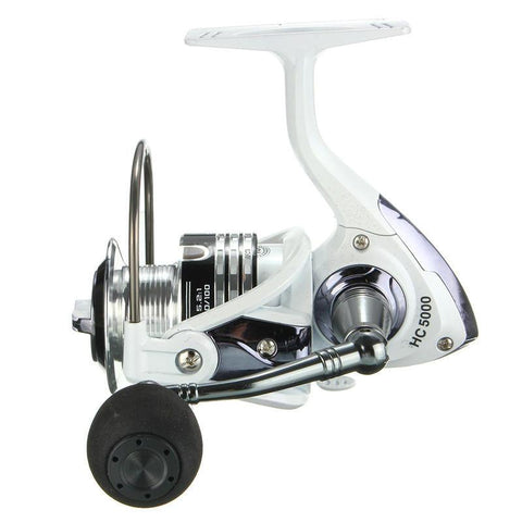 Image of ZANLURE 14BB Ball Bearing Fishing Reel Right Left Hand Saltwater Freshwater Spinning Reel - BlueForce Sports
