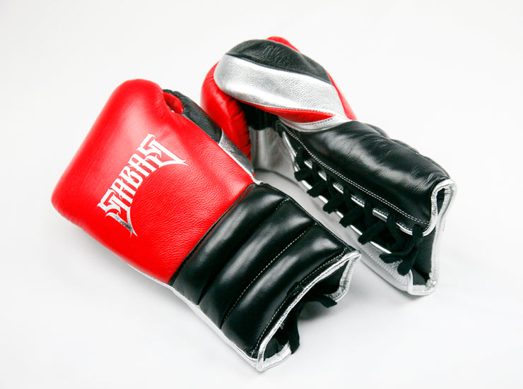 Limited Edition Customs ProSeries-Laced - Sabas boxing gloves