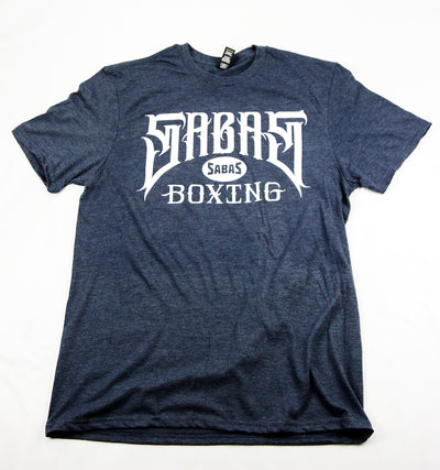 SABAS Super Soft Tee Shirts - Sabas boxing gloves