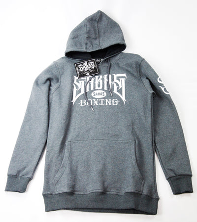 SABAS Youth Pullover Hoodie - Sabas boxing gloves